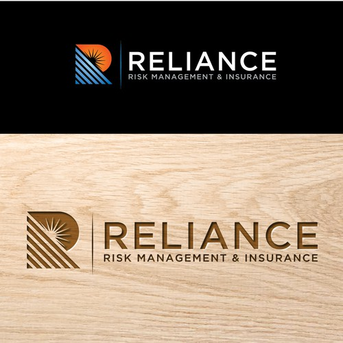 Simple, Artistic, Clean, Design for Business Insurance Agency
