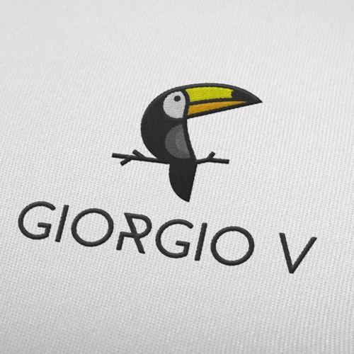 Simple logo concept for Giorgio V