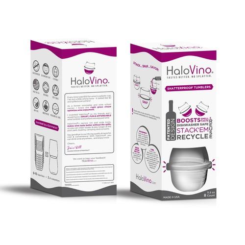 HaloVino Retail Box