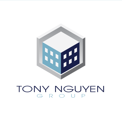 Create the next logo for Tony Nguyen Group