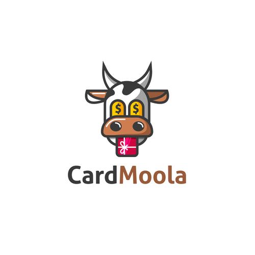 CardMoola Logo Design