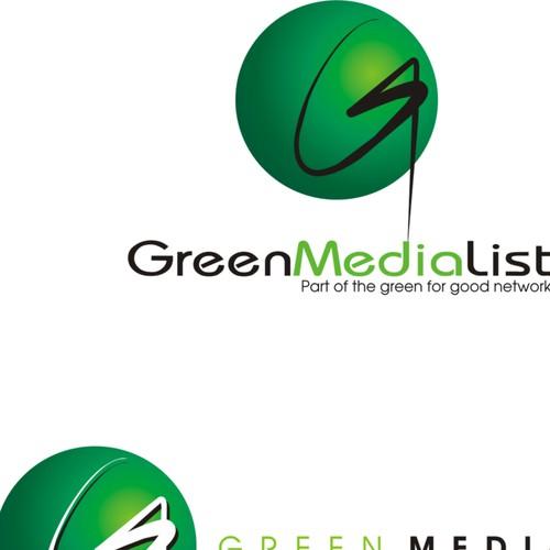 Green Media List Website Needs a Logo!