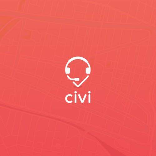 Logo for CIVI