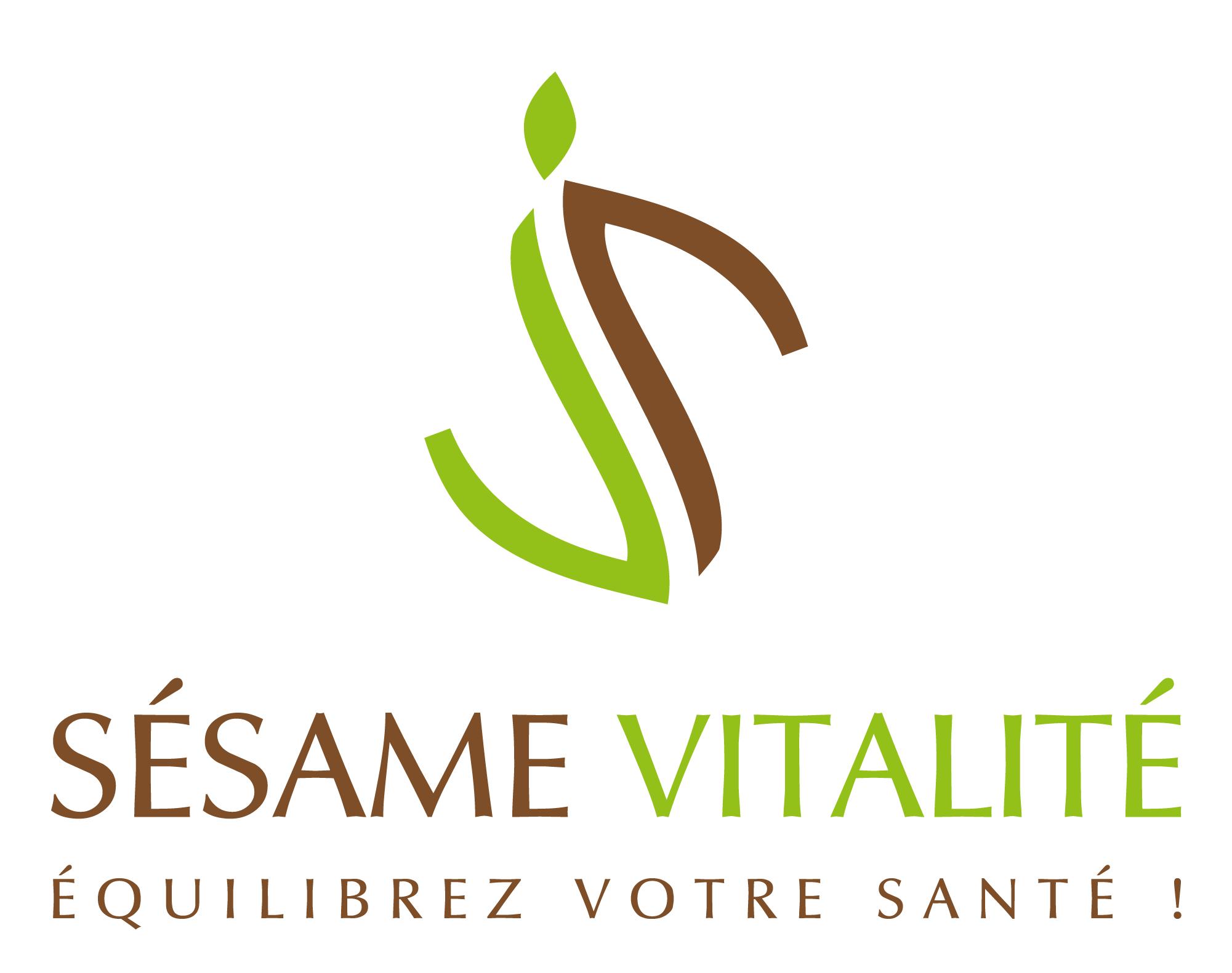Imaginez un logo unique pour Sésame Vitalité