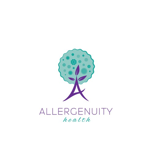 Logo for a unique Allergy Clinic