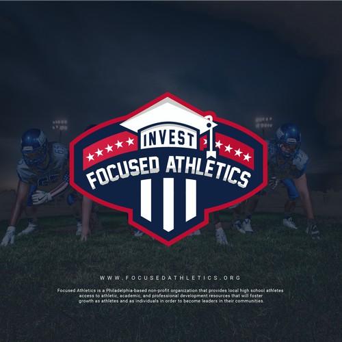 Logo concept for  Focused Athletics