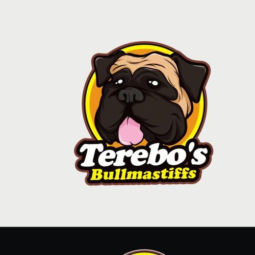 Help Terebo's Bullmastiffs with a new logo