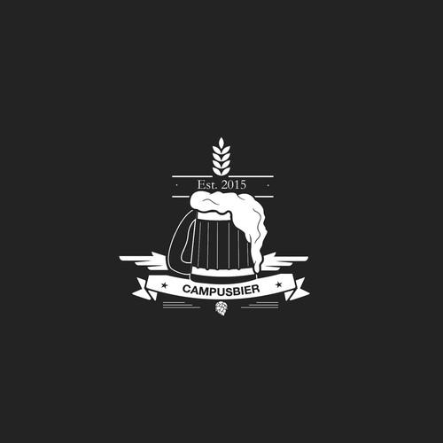Campusbier Logotype