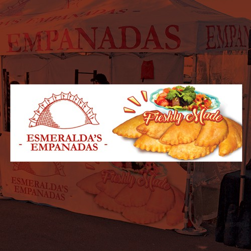 Esmeralda's banner design