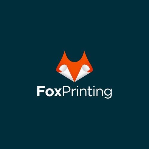 FoxPrint Logo