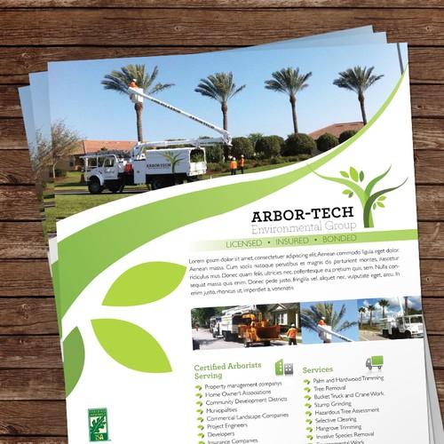 Arbor-Tech Leaflet
