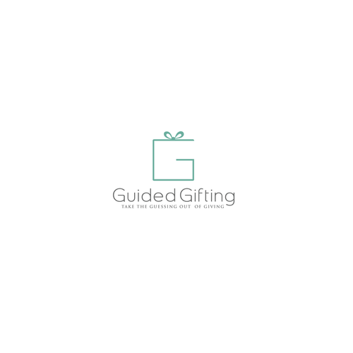 Create a unique logo for Guided Gifting!