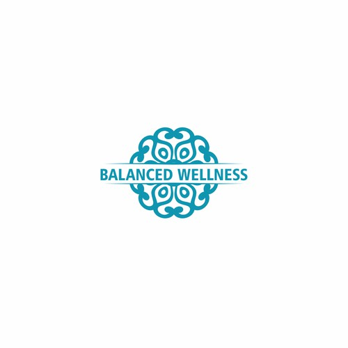 Bold Logo For Wellness Classes