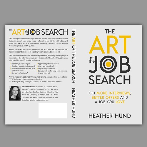 The Art of The Job Search