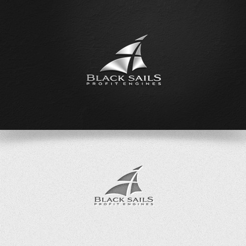 Black Sails Profit Engines:  We need a badass logo.