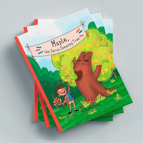 Illustrations for children book