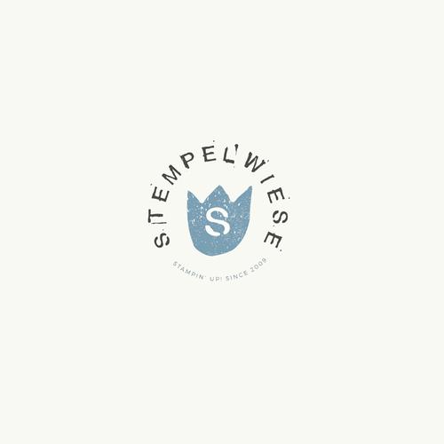Stempelwiese Logo design