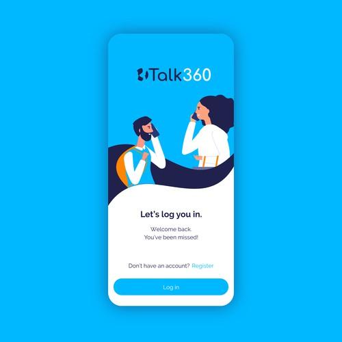 Communications App