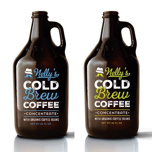 Nelly's Cold Brew Coffee