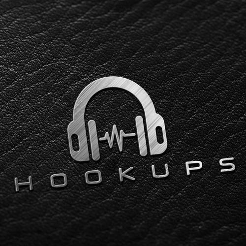 music company's logo