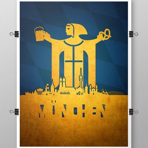 Munchen poster