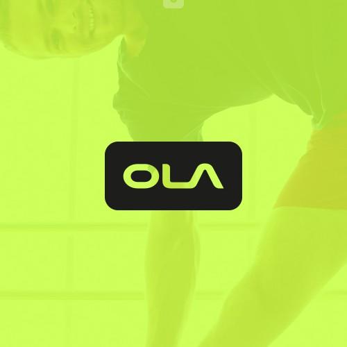 Ola fitness logo