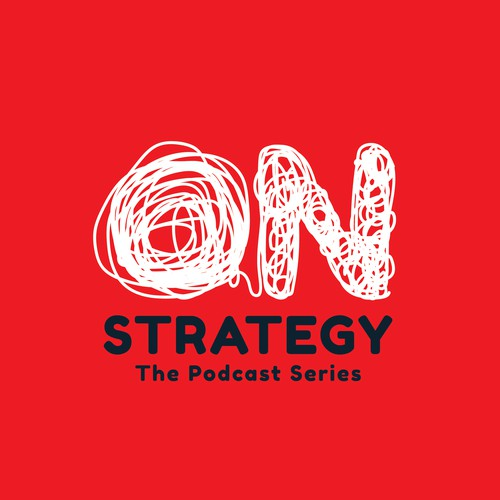 On strategy logo