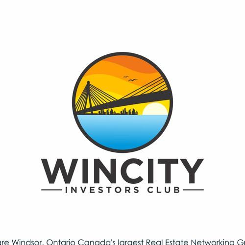 Logo concept for wincity