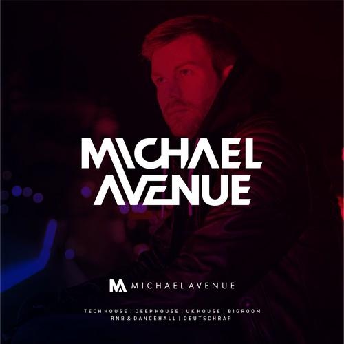 Michael Avenue Logo Design