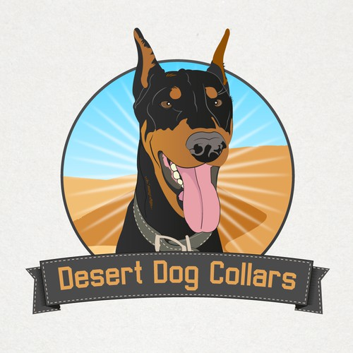 Doberman collars
