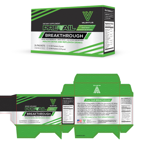 PREVAIL, dietary supplement