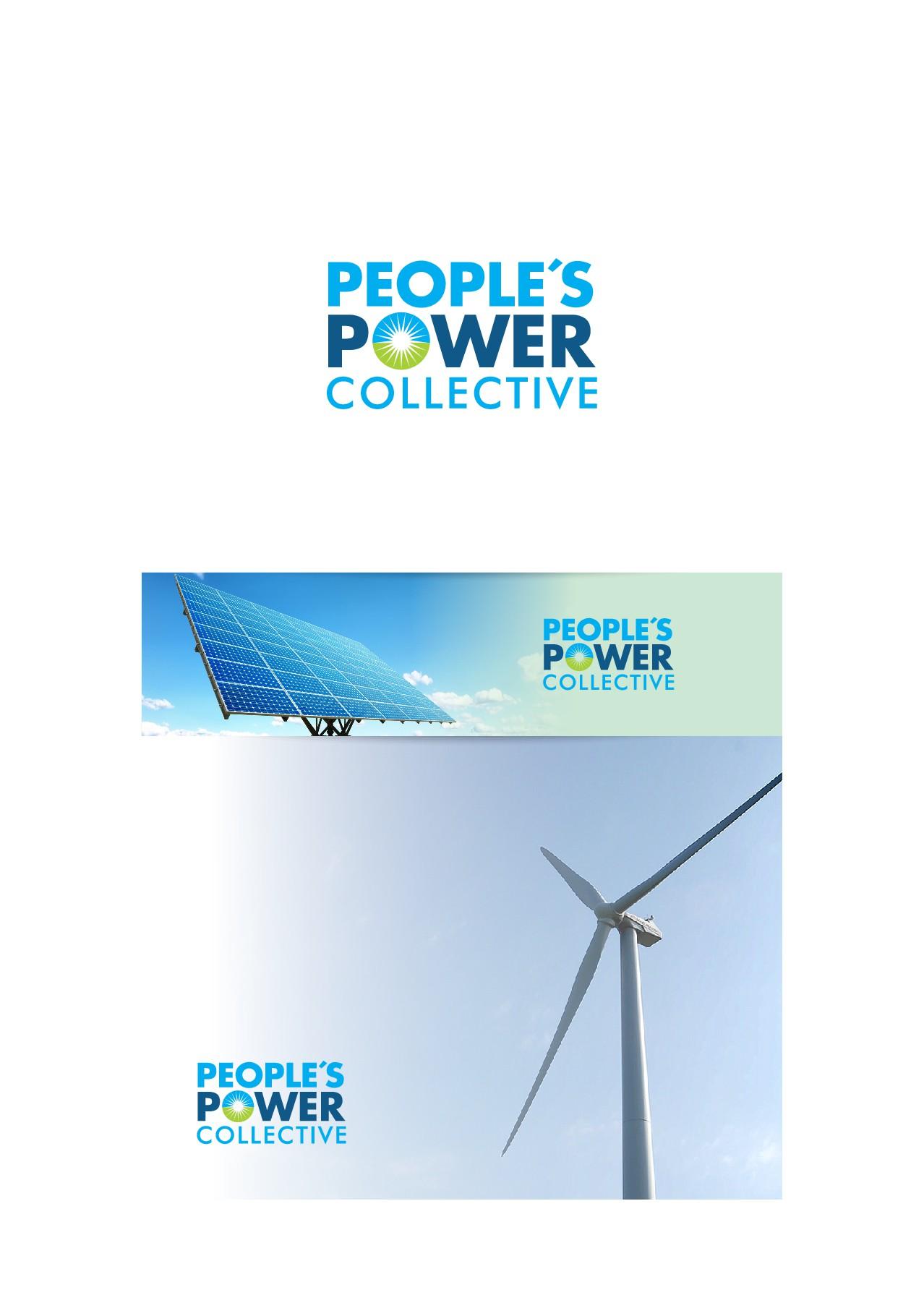 Logo Design for Renewable Energy Marketing Company