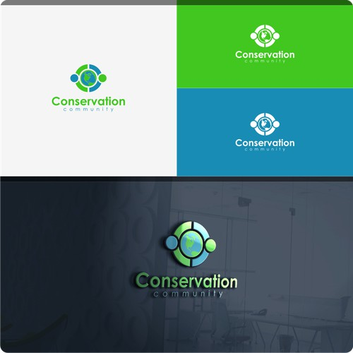 Lettermark CC for Conservation Community