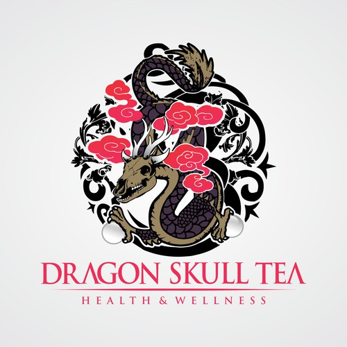 Dragon Skull Tea