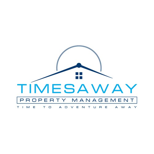 Logo for a Short Term & Vacation Rental Management Company.