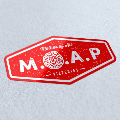 M.O.A.P. Mother of All Pizzerias