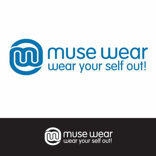 Ready to Wear Your Self Out? MuseWear needs a logo