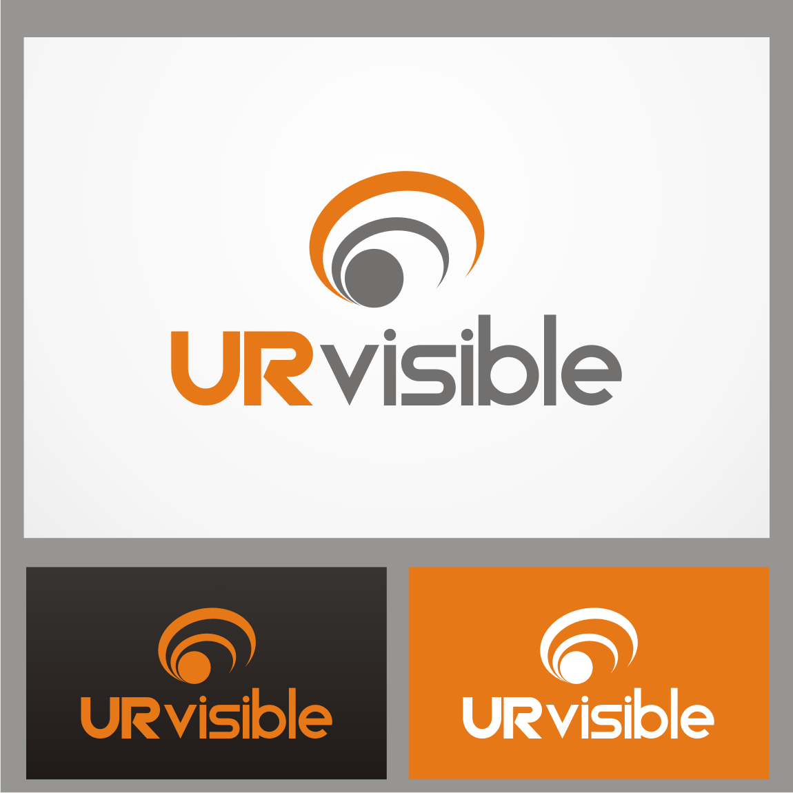 Create the next logo for URVisible