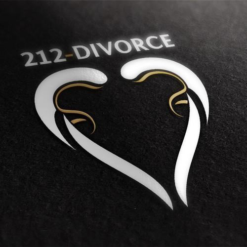 New logo wanted for 212-DIVORCE  212Divorce.com