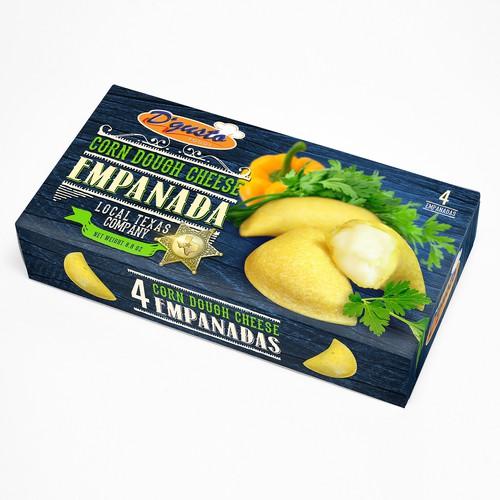 empanada box