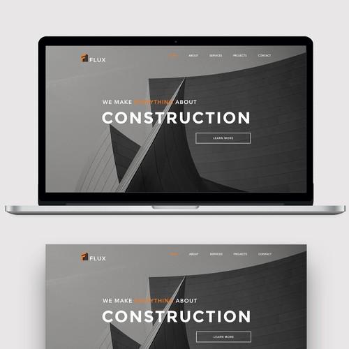 Web Design Contest Finalist