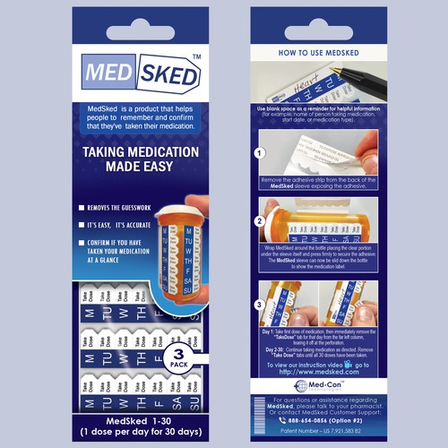 Label for MedSked