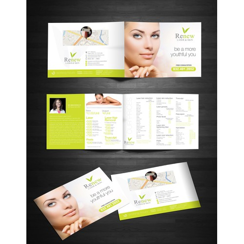 Renew Laser and Skin Brochure