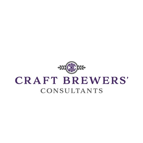 Logo for a consultant serving craft brewers.
