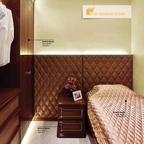 Magazine advertize for NY Interior Design