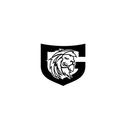 G lion logo