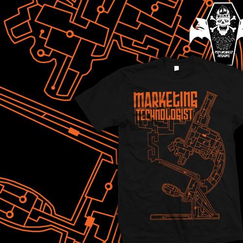 Marketing Technologist T-shirt