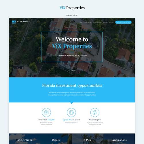 ViX Properties