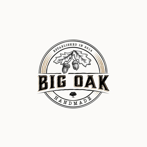 Big Oak Handmade Logo