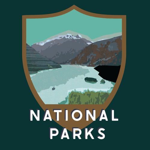 National Park USA Logo